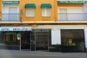 Foto de Hotel Andalucía HR* Hotel en Cazorla