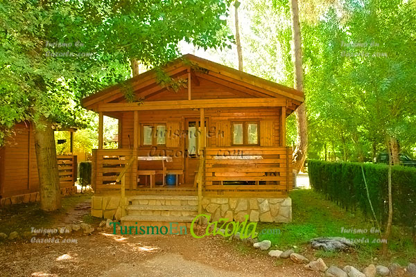 Caba as de madera los llanos de arance casa rural en coto - Cabanas de madera los pinos ...