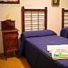 Dormitorio del Cortijo El Encinar en Sierra Mágina