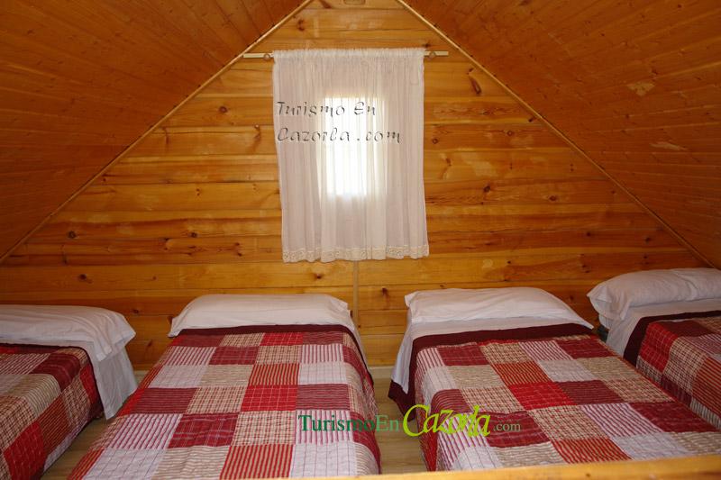 Caba as de madera los enebros casa rural en arroyo fr o for Oferta cabanas de madera