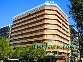 Foto de Hotel Condestable Iranzo *** Hotel en Jaén