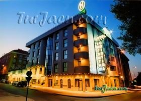 Foto de Hotel Infanta Cristina **** Hotel en Jaén