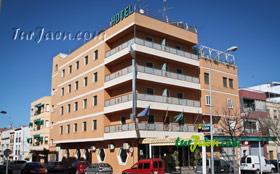 Foto de Hotel Torrezaf  *** Hotel en Torredelcampo