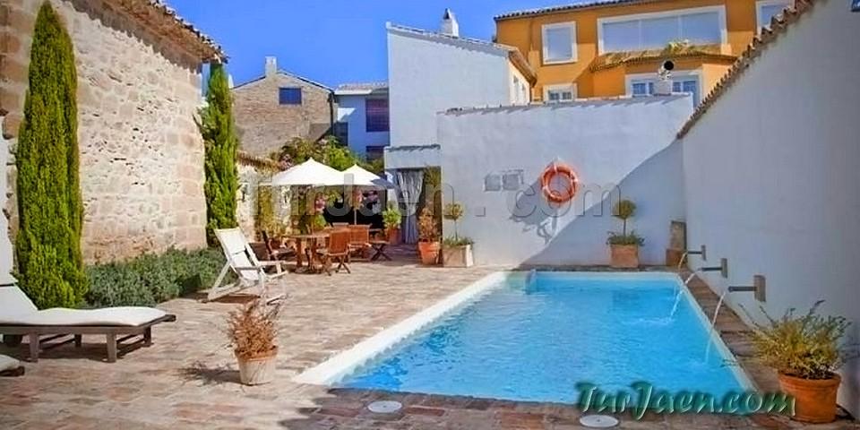 Hotel la casona del arco hotel en baeza ja n - Hotel puerta del arco ...