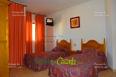 Dormitorio del Hotel Limas