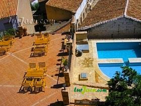Foto de Hospedería Rural Palacio Guzmanes Hotel en Baños de la Encina
